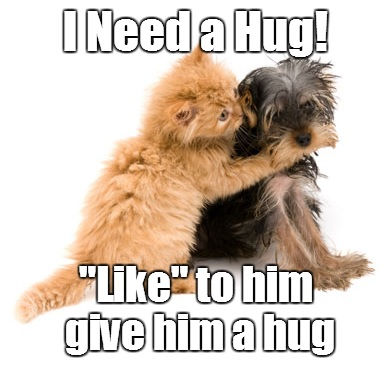 I Need a Hug!