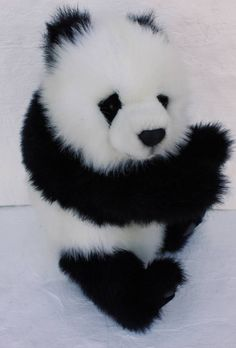 Soft Cuddly Panda