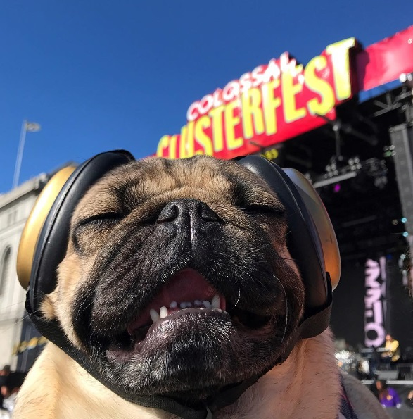 Doug with headset