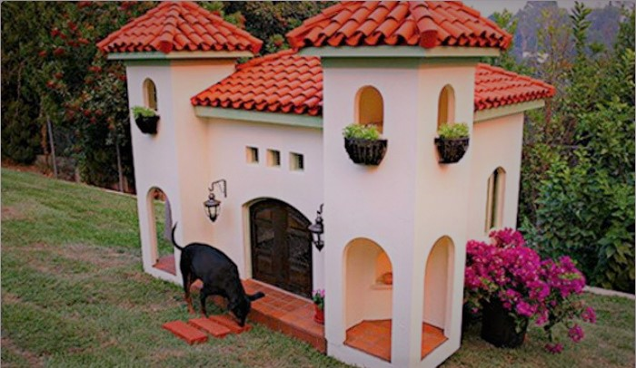 hacienda dog house