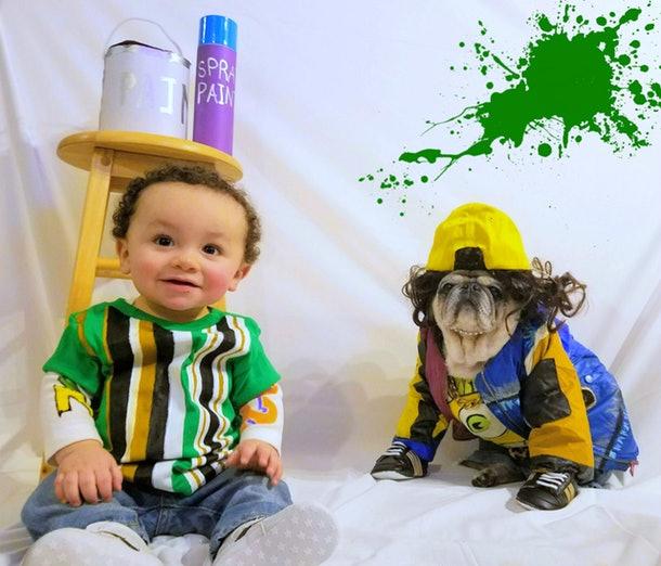 Bruno Mars and Cardi B Pug